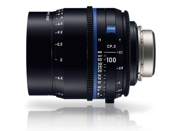 Compact Prime CP 3 100mm