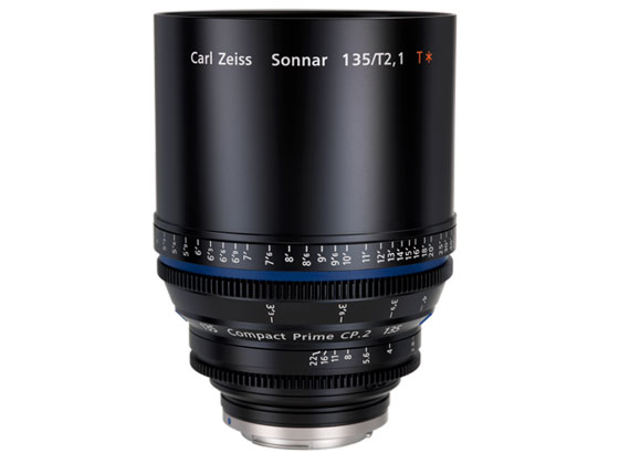 Compact Prime CP 2 Lenses 135_T2.1
