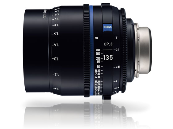 Compact Prime CP 3 135mm