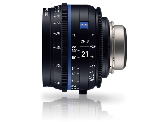 Compact Prime CP 3 21mm