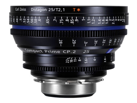 Compact Prime CP 2 Lenses 25_T2.1
