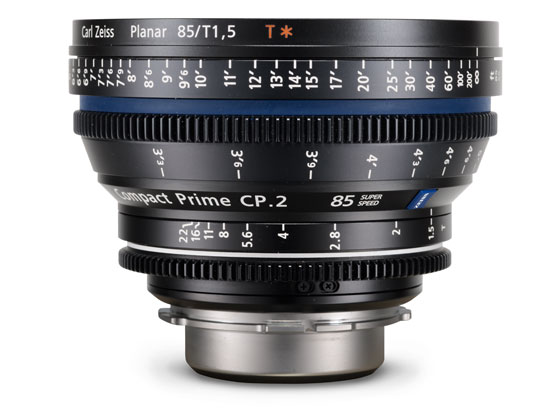 Compact Prime CP 2 Lenses 85_T1.5