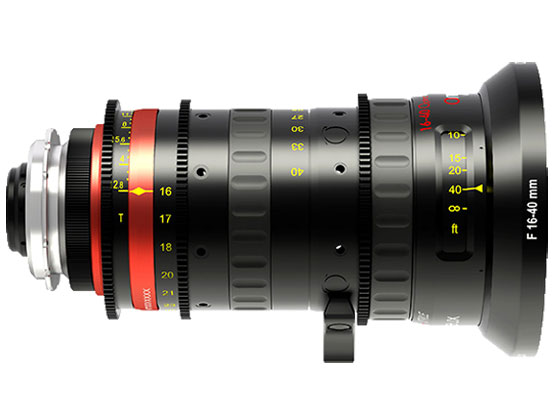 Optimo Style Spherical 16-40